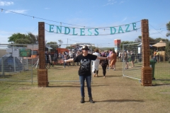 DJ Squeek at Endless Daze Festival 2018