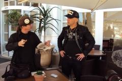 DJ Squeek with Ed Kawalzyck (+LiVE+)
