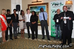 Miss SA and Boney-M meet and greet
