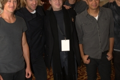 DJ Squeek with Switchfoot