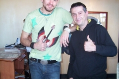 DJ Squeek with Will Turpin (Collective Soul)